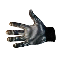 Перчатки нейлоновые с ПВХ покрытием «микроточка».