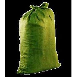 Мешок полипропиленовый зеленый 55 х 95 для строительного мусора купить в Обнинске