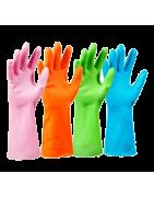 Купить хозяйственные резиновые перчатки оптом в Можайске, Обнинске и К