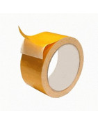 Двусторонний скотч на полипропиленовой (ПП) основе купить оптом.
